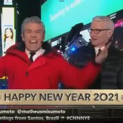 Andy Cohen leads hoards of critics tearing into Bill de Blasio for dancing during NYE