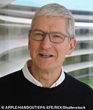 Apple CEO Tim Cook claims Facebook's personalized ads cause violence