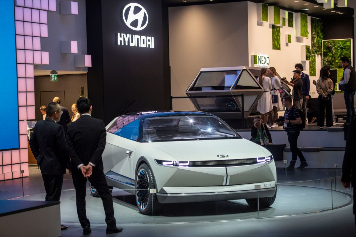 Apple could build its first electric car with the help of Hyundai and compete with Tesla | The State