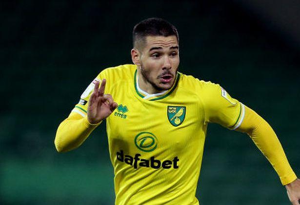Emi Buendia continues to impress for Norwich