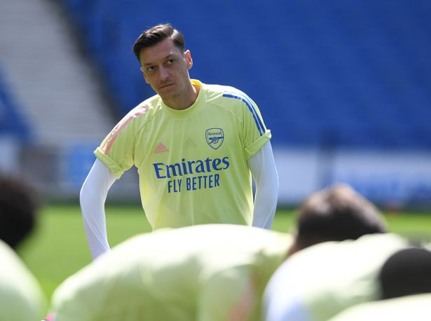 Mesut Ozil's exit to Fenerbache could see Arsenal swoop into the transfer market or look within for a replacement
