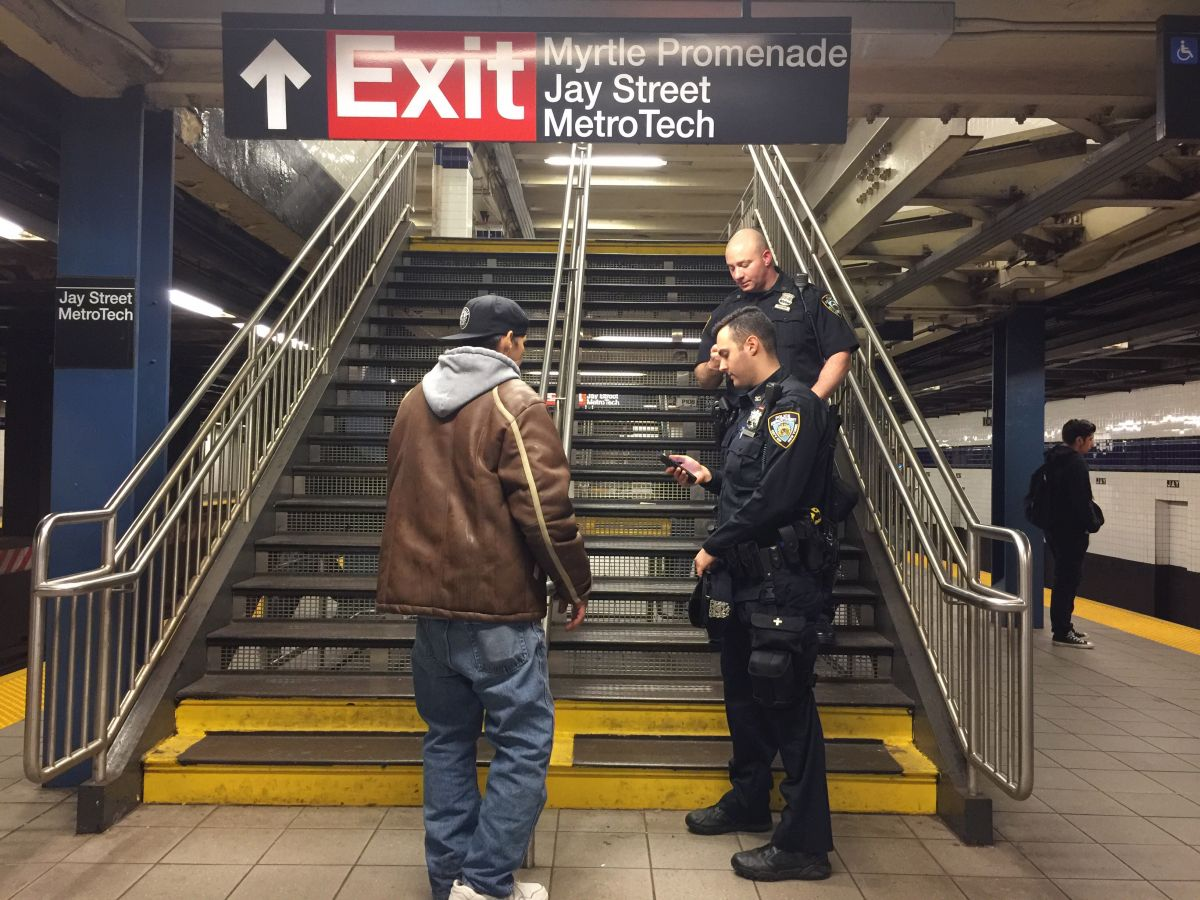 Attempted murder in the New York Subway: Hispanic accused of pushing another passenger onto the tracks | The State