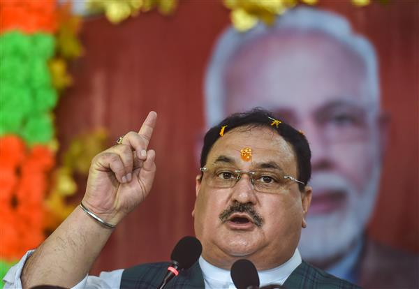 BJP launches big farmer push in Bengal with Nadda's 'Ek Mutthi Chawal Sangrah'