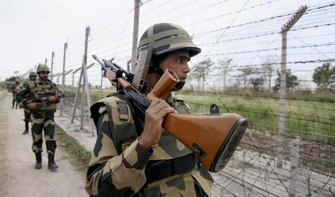 BSF hands over 6 Pakistani nationals within 24 hours after they 'illegally' crossed over
