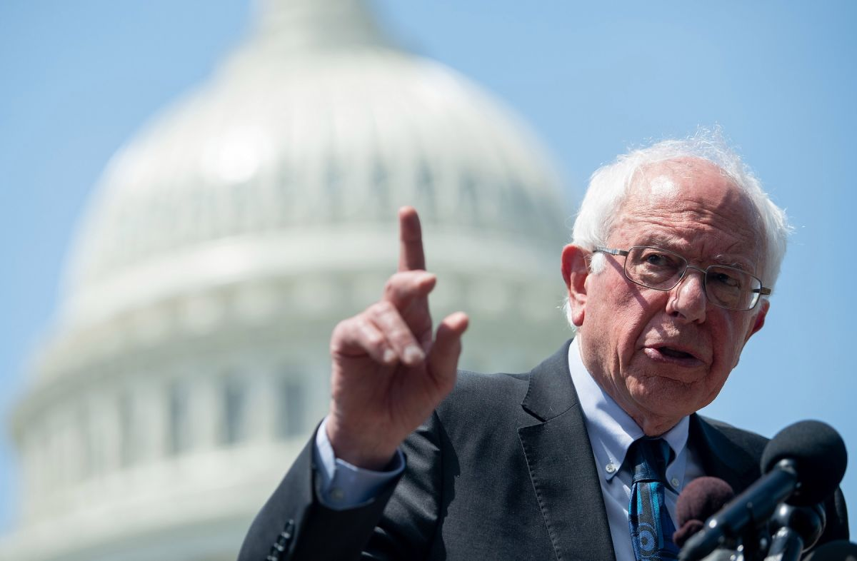Bernie Sanders Explains How Democrats Could Pass Third Stimulus Check Without Republicans | The State
