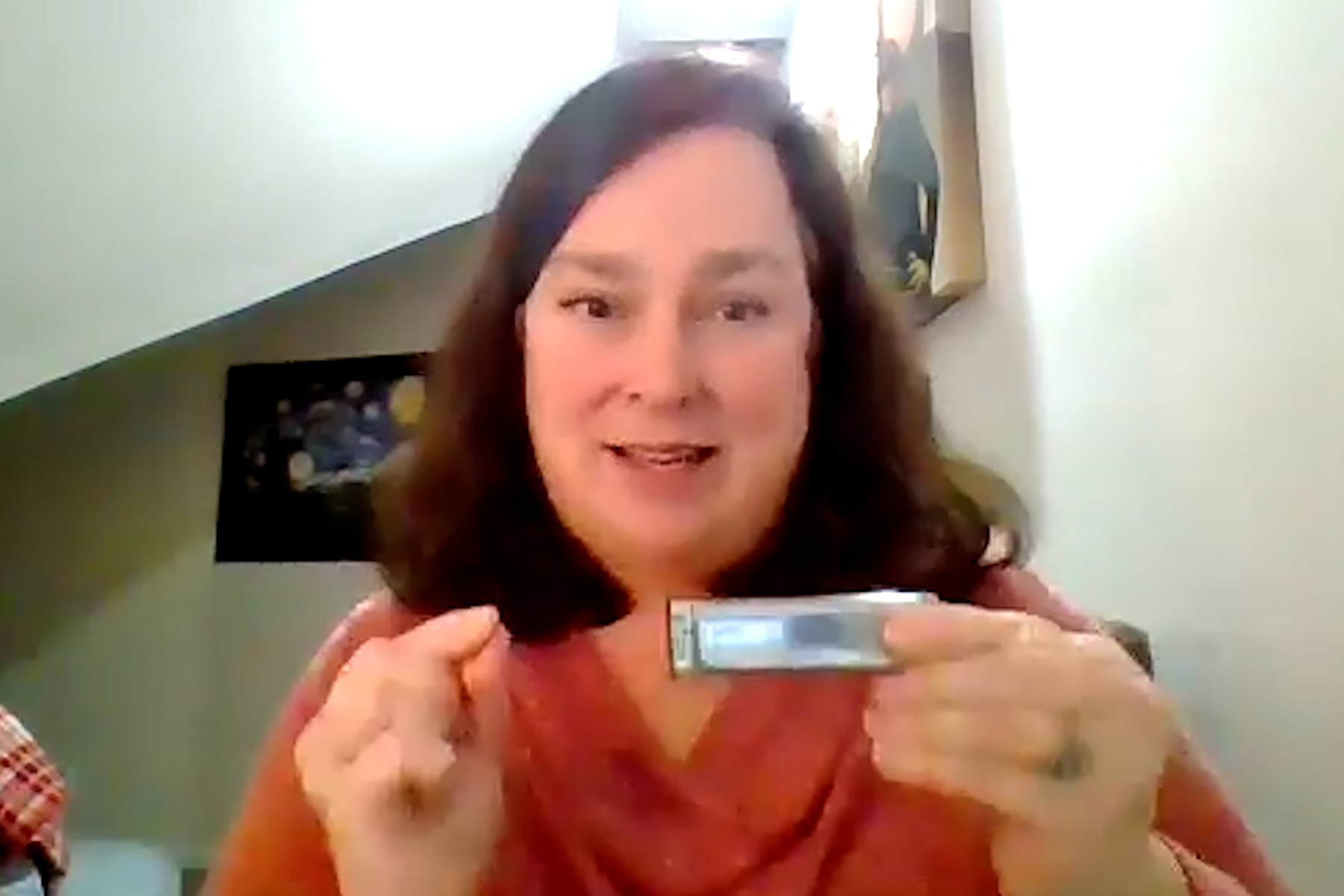 Better Breathing With a Harmonica