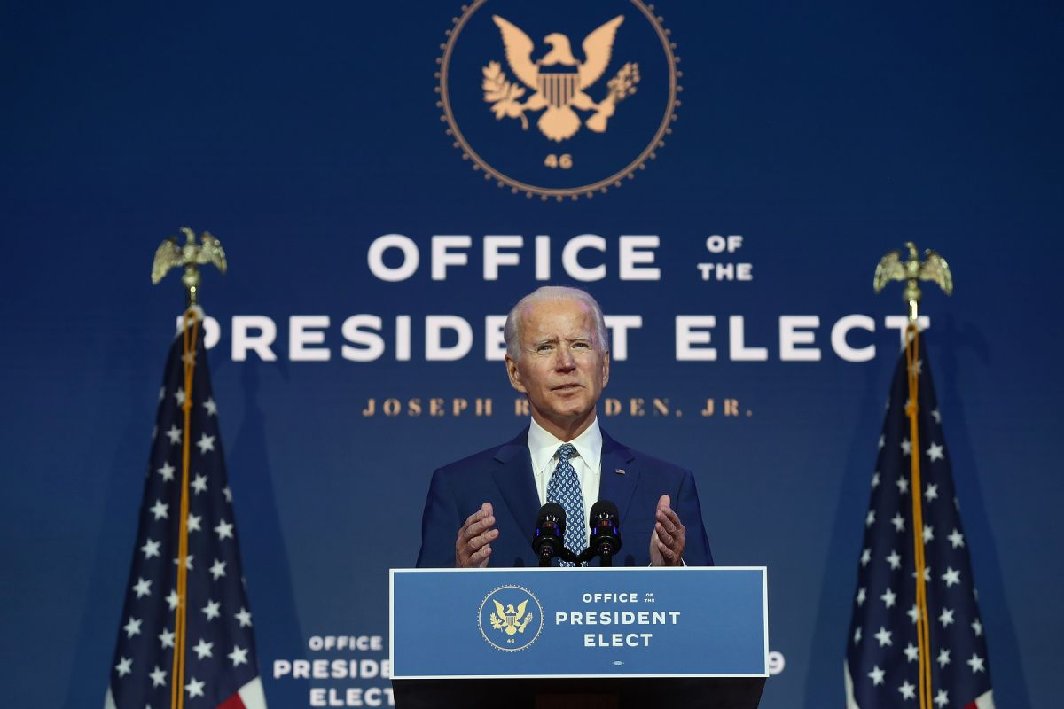 Biden will present reform to grant citizenship to undocumented persons on the first day of his government | The State