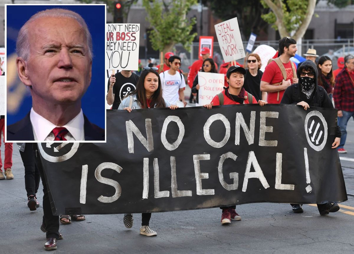 Biden's reform would grant citizenship to undocumented immigrants with 10 years in the country, 'dreamers' and people with TPS | The State