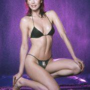 Bond girl Tanya Roberts receives a tribute from fellow 007 siren Britt Ekland