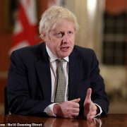 Boris Johnson orders vulnerable people to stay indoors as shielding guidance returns