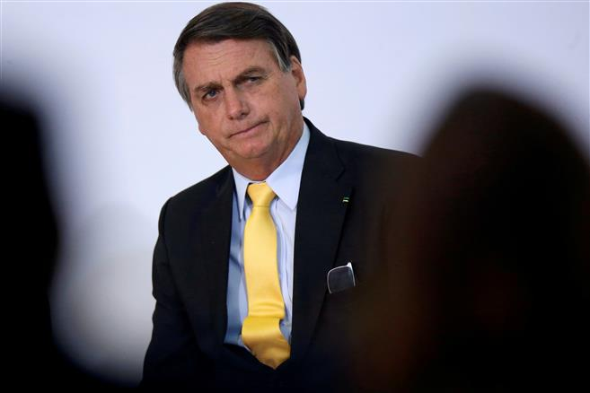 Brazil President Bolsonaro thanks Modi for Covid vaccine