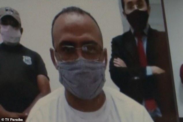 Brazilian councilman sworn in from PRISON n