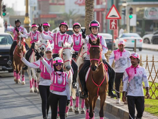 Breast cancer free screening: Pink Caravan Ride starts next month in UAE under new format