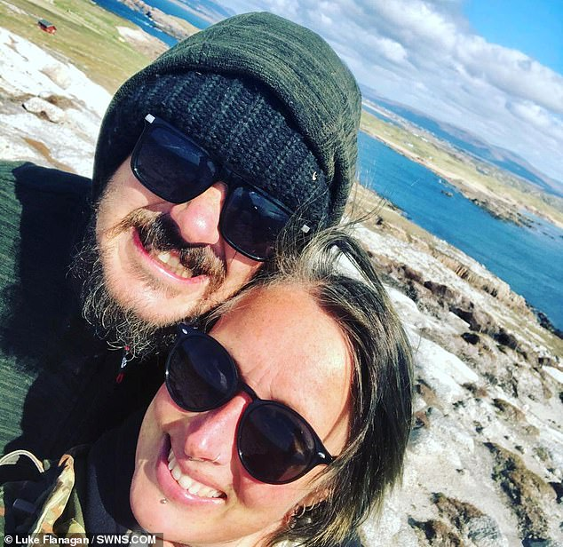 British couple dodge Covid pandemic after moving to Irish island two days before UK lockdown