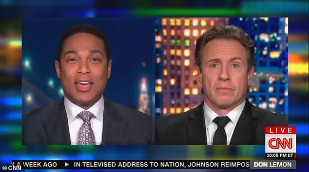 CNN's Don Lemon blows up at Republican leaders for letting Trump 'feed them BS'