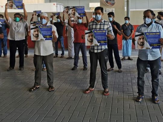 COVID-19 airport closures: Indians stranded in UAE waiting to fly to Saudi Arabia, Kuwait