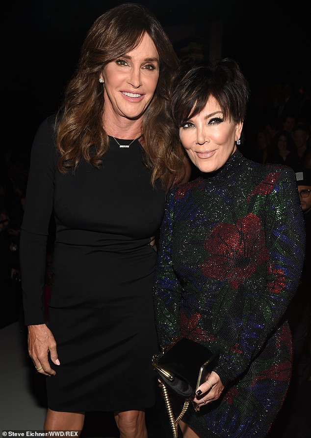 Caitlyn Jenner gushes over 'smart, classy' Kris Jenner and how the momager created his comeback