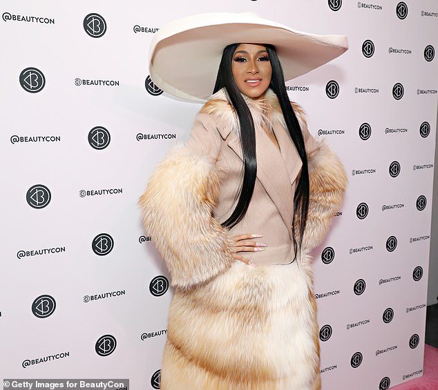 Cardi B offers $10K reward for information on man she claims robbed and pulled gun on her cousin