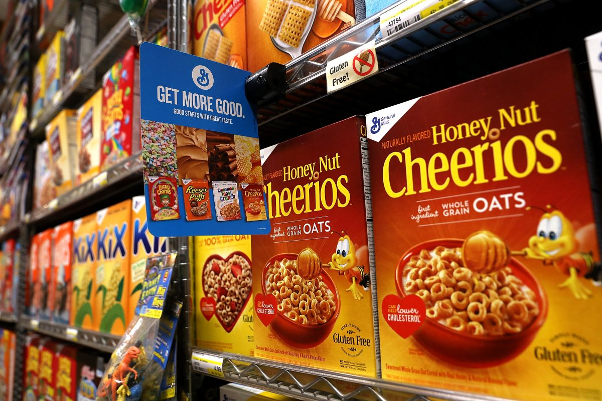 Cheerios Celebrates Love and Introduces Their Cereal with New Heart Shaped Flavors | The State