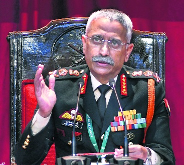 China, Pakistan pose potent threat, says Army Chief
