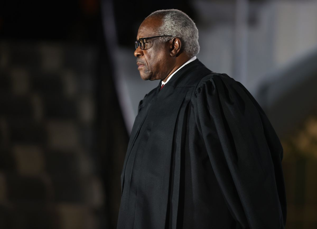 Clarence Thomas, Justice of the Supreme, in trouble for support of his wife to supporters of Trump | The State