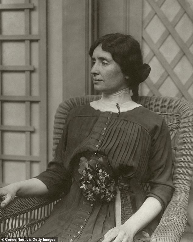 Conspiracy theory that Helen Keller was a fraud who 'DIDN'T EXIST' ignites social media