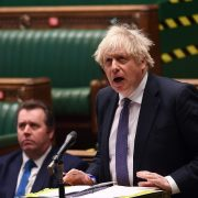 Covid lockdown OFFICIAL: Boris Johnson sees off small Tory rebellion