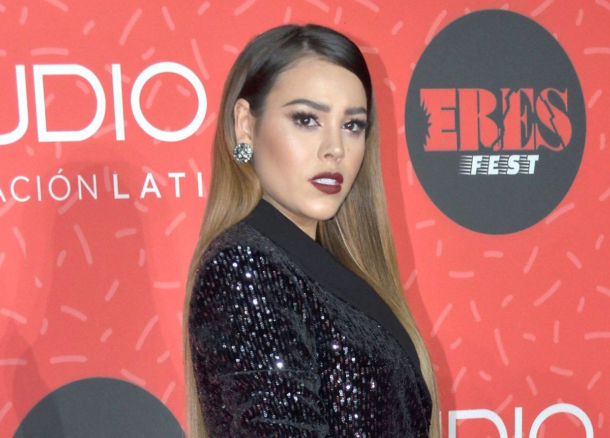 Danna Paola is banned from Televisa along with two other singers | The State
