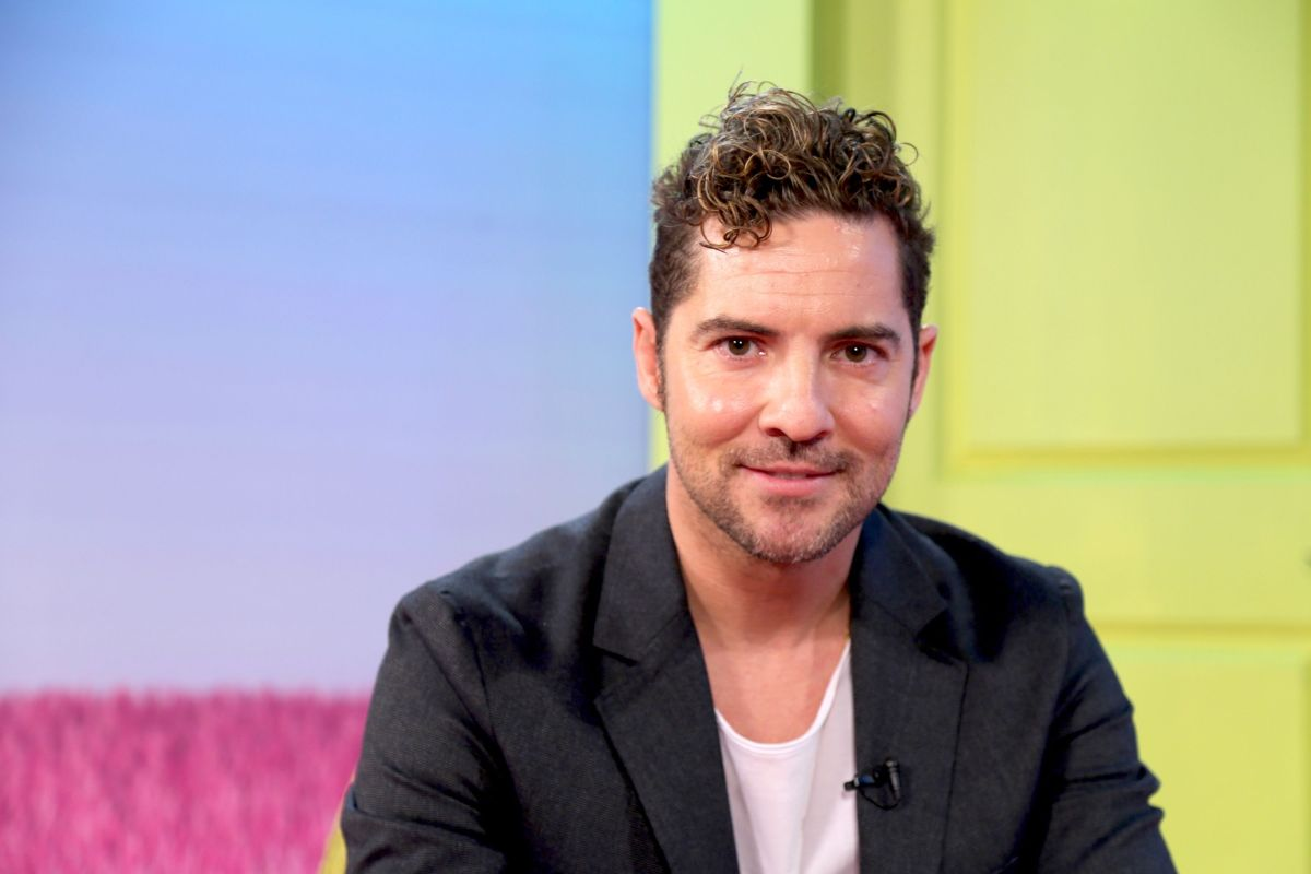 David Bisbal said goodbye to the year with an endearing photo with his father | The State