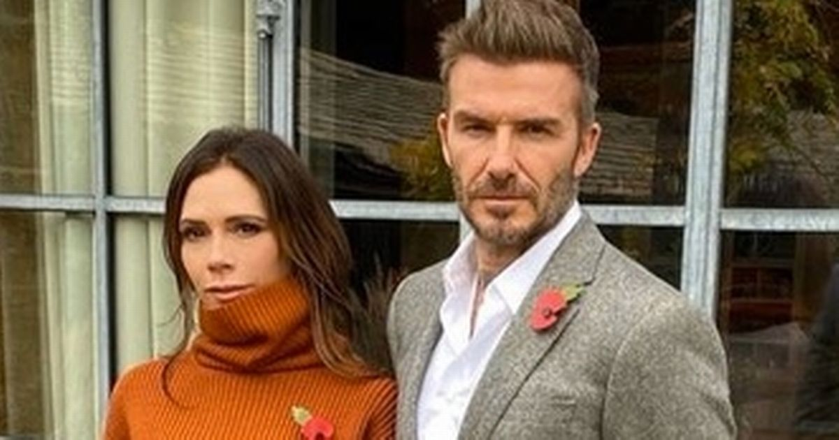 David and Victoria Beckham 'secretly flew to Miami' hours before lockdown