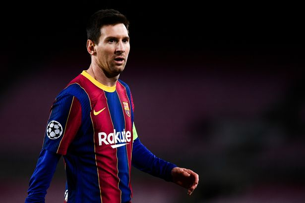 Could Lionel Messi be on his way to City at the end of the season?