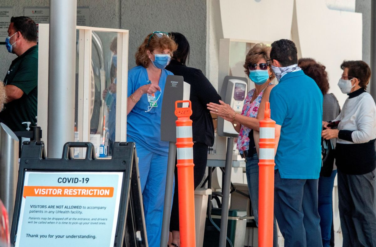 December closed as the deadliest month and the most cases of coronavirus in the United States | The State