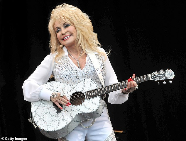 Dolly Parton makes a 'call for kindness' as she celebrates her 75th birthday