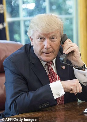 Donald Trump tried to call Brad Raffensperger 18 times but kept getting treated as a PRANK CALLER