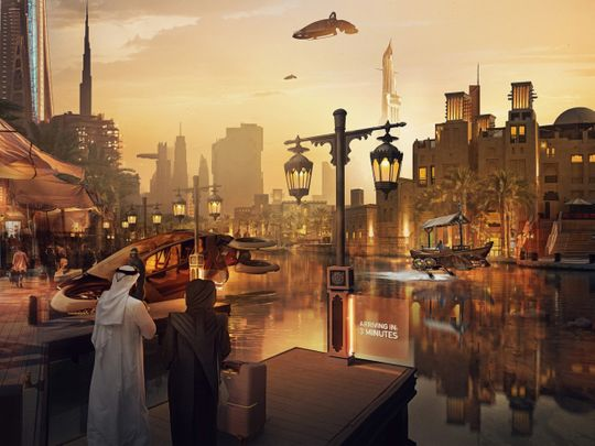 Dubai Culture and Dubai Future Foundation launch Emirati Futurism Award