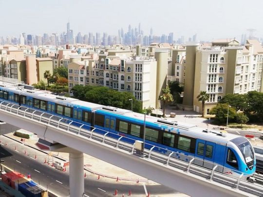First look: Dubai Metro Route 2020 opens to public