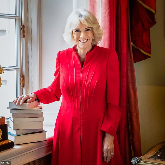Duchess of Cornwall creates an online reading room to unite avid readers and discover new writers