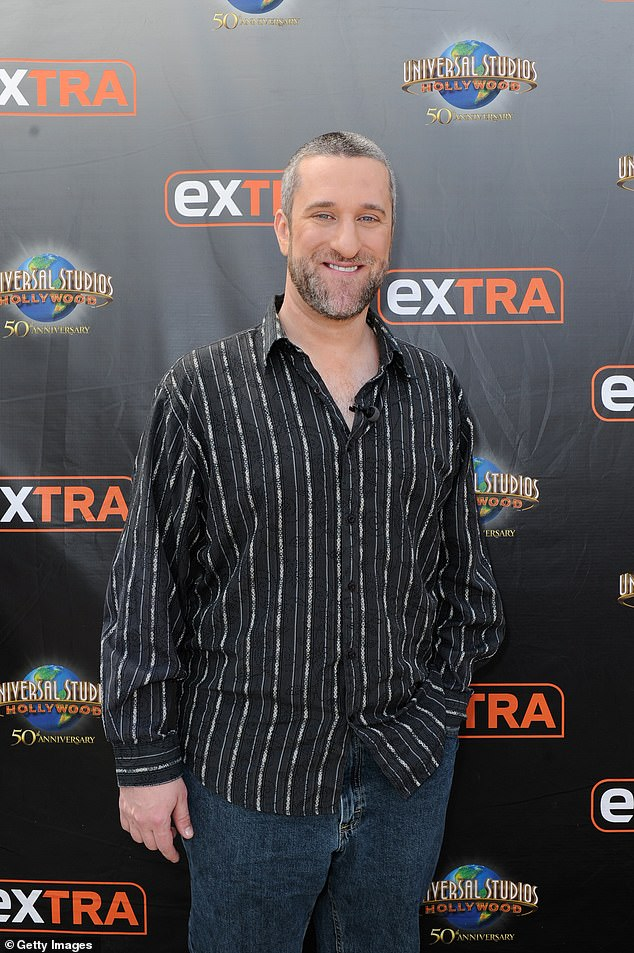 Dustin Diamond fears lung cancer was caused by 'mold or asbestos' in hotel rooms