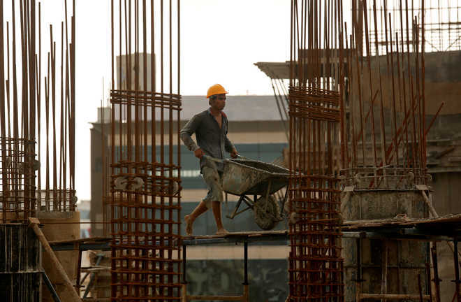 Economy likely to contract 7.7 pc in 2020-21: Govt data