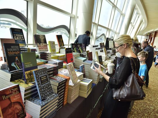 Emirates Airline Festival of Literature opens in Dubai on Friday