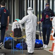 England touch down in Sri Lanka amid tight Covid-19 security