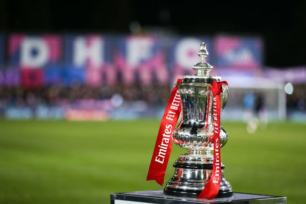Who will win this year's FA Cup?