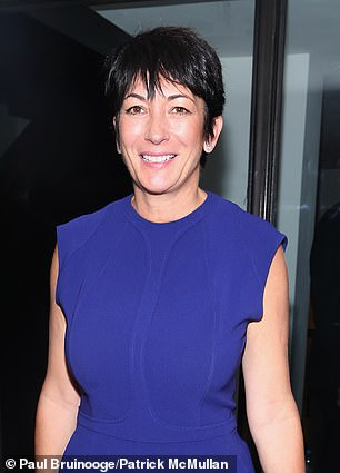 FBI located Ghislaine Maxwell by obtaining warrant to track her cellphone data