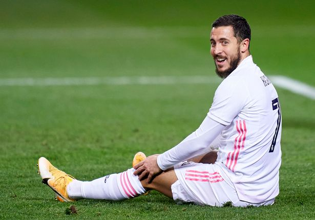 Zidane has pleaded with Real Madrid fans to remain patient with Eden Hazard