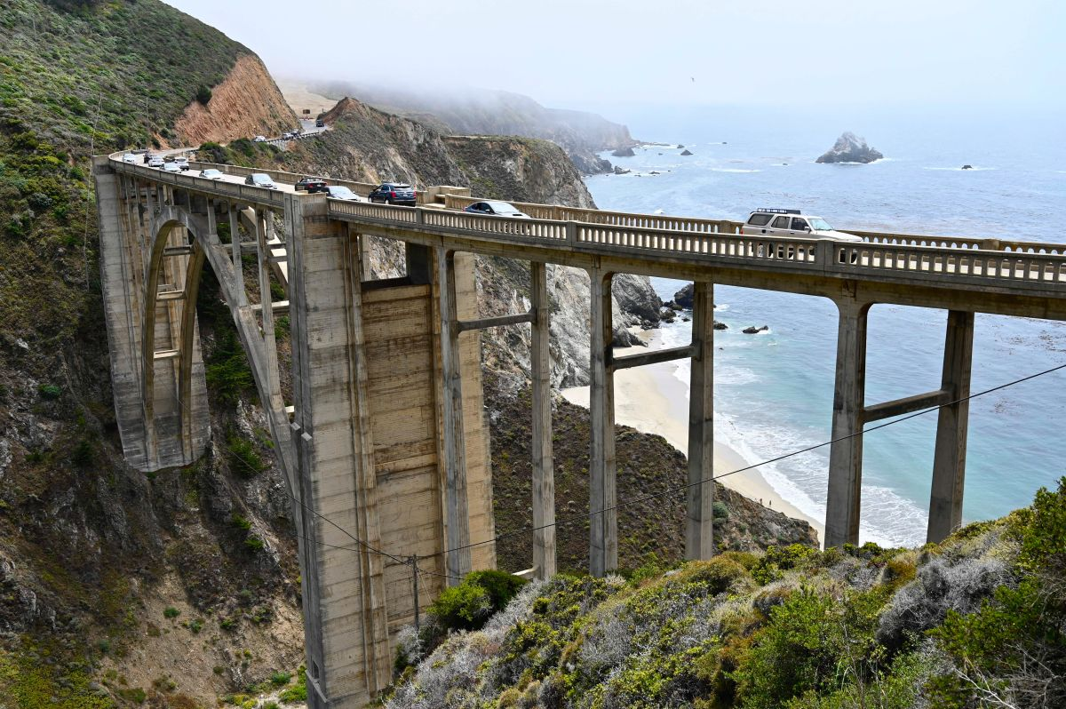 Famous Highway California 1 Falls Into Ocean Due To Atmospheric River And Will Cost Millions To Repair | The State