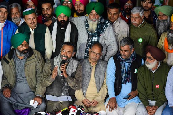 Farm bodies decide to intensify protest against agri laws