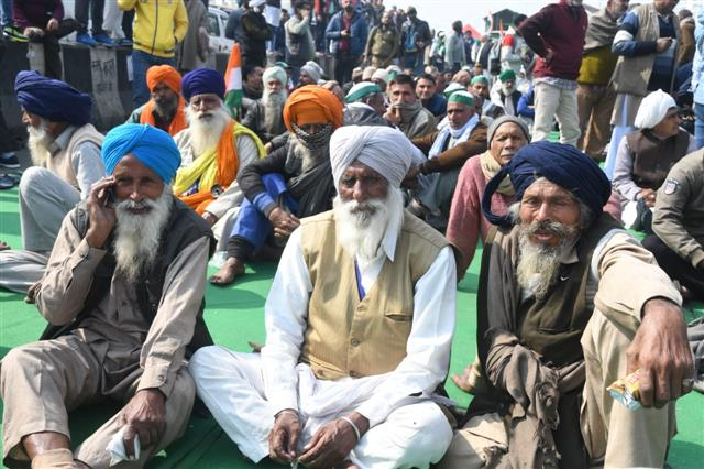 Farmers' agitation: SAD asks party workers to rush to protest sites at Delhi borders
