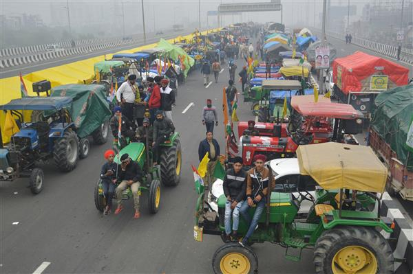 Farmers' tractor rally on Jan 26 will begin after R-Day celebrations conclude: Delhi police