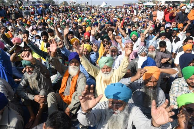 Farmers' agitation has been fearless, says filmmaker Gurvinder Singh