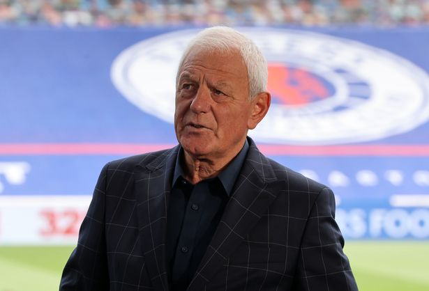 Walter Smith was also at the match at Ibrox on the fateful day of the tragedy